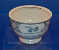 "A lovely 15th Century Ancient Chinese glazed bowl from the ""Hoi An"" shipwreck. SOLD"